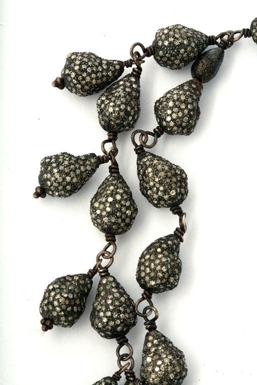 Diamond Seashell Necklace 4