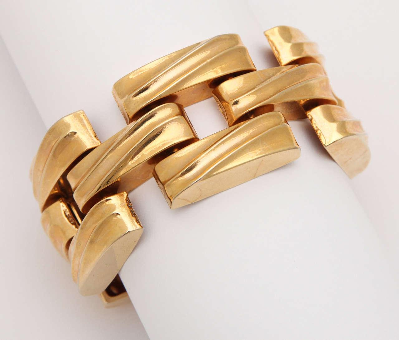Chunky Link Bracelet 4