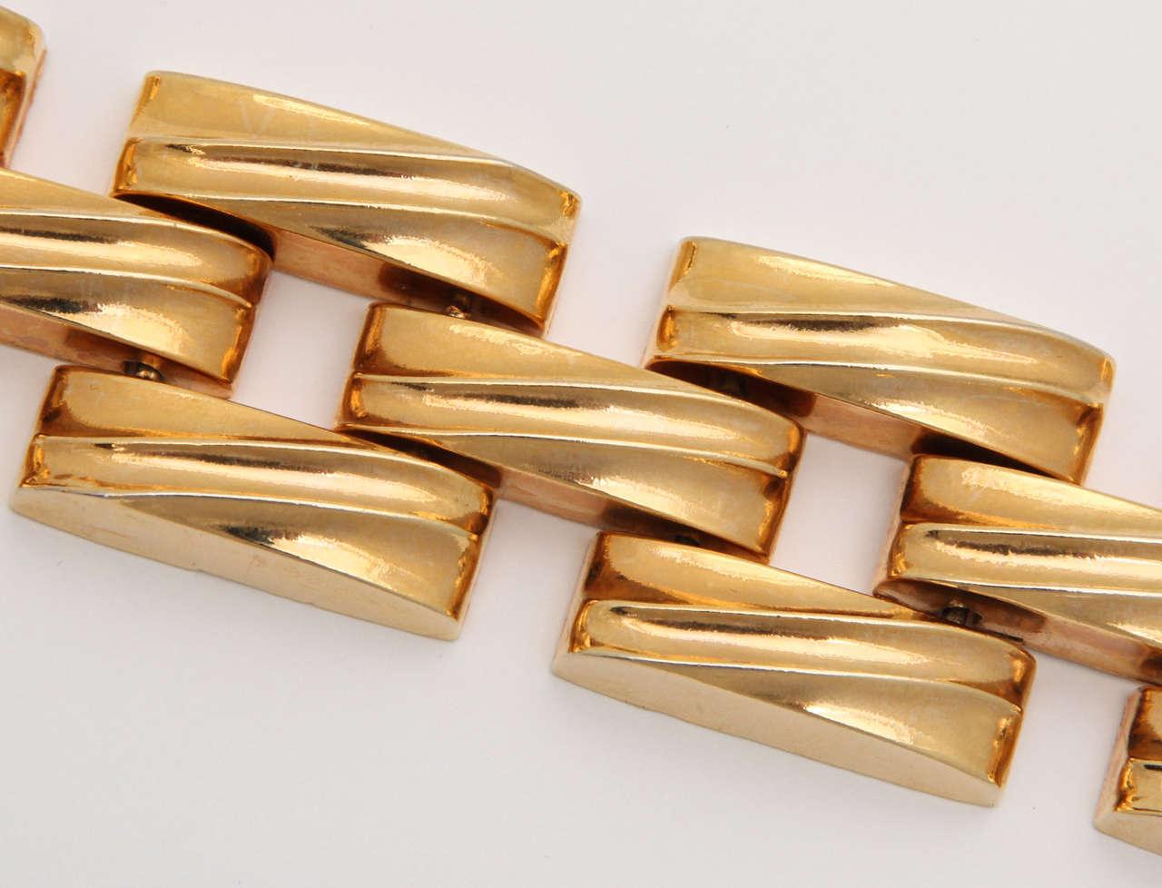 Chunky Link Bracelet 5