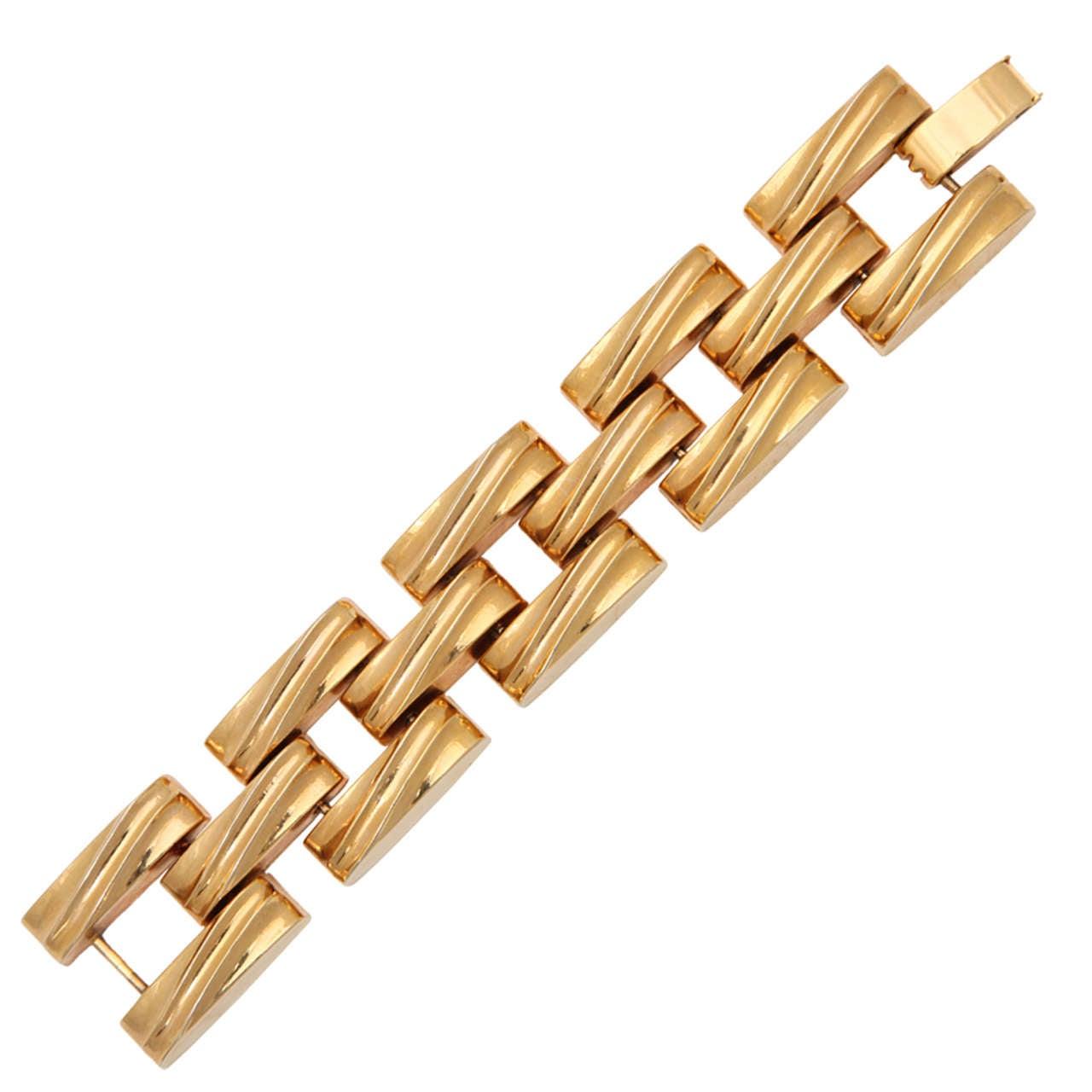 Chunky Link Bracelet 1