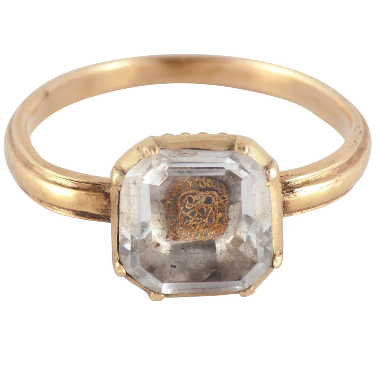 17th Century Rings - 32 For Sale at 1stdibs