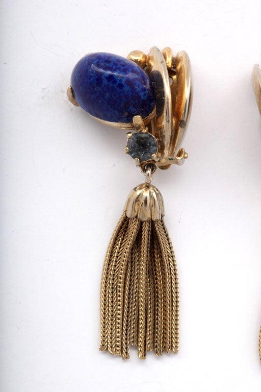 Women's Schiaparelli Lapis and