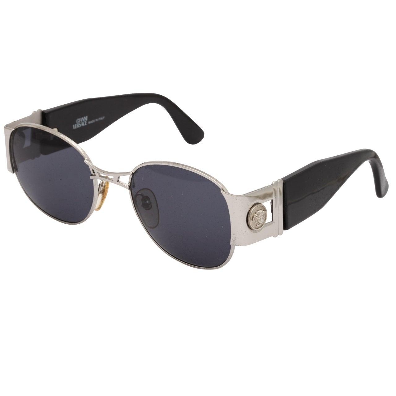Gianni Versace Sunglasses Mod S67 Col 26m At 1stdibs