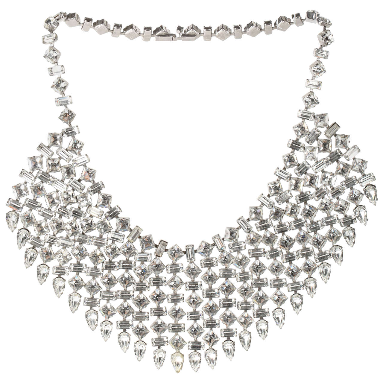 Rhinestone Collar 1