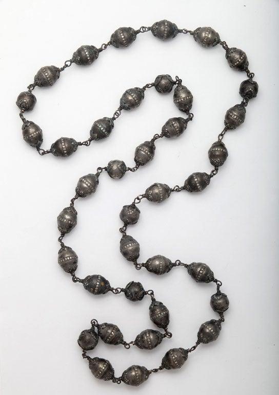 Pellet Necklace image 2