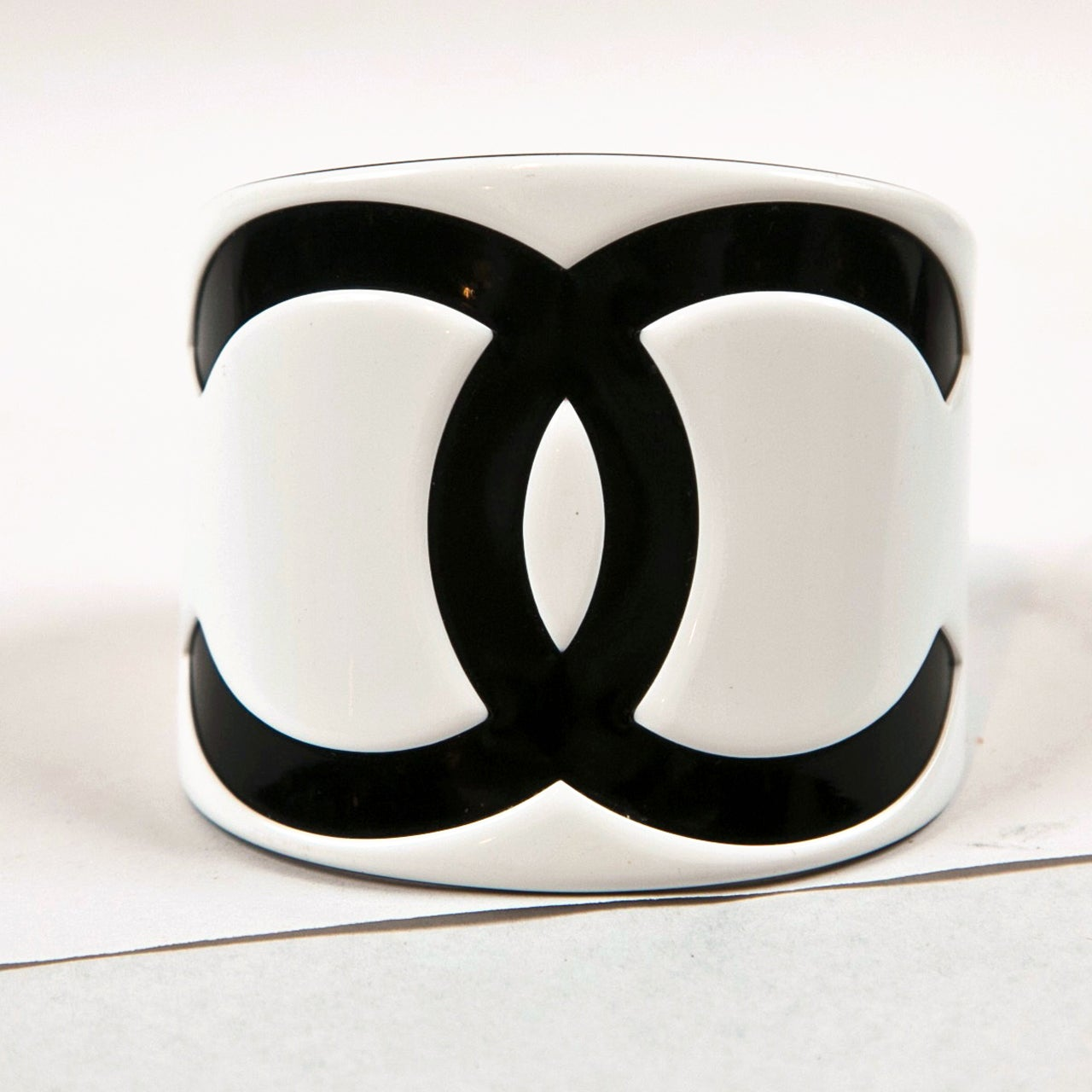 Chanel Resin Cuff image 6