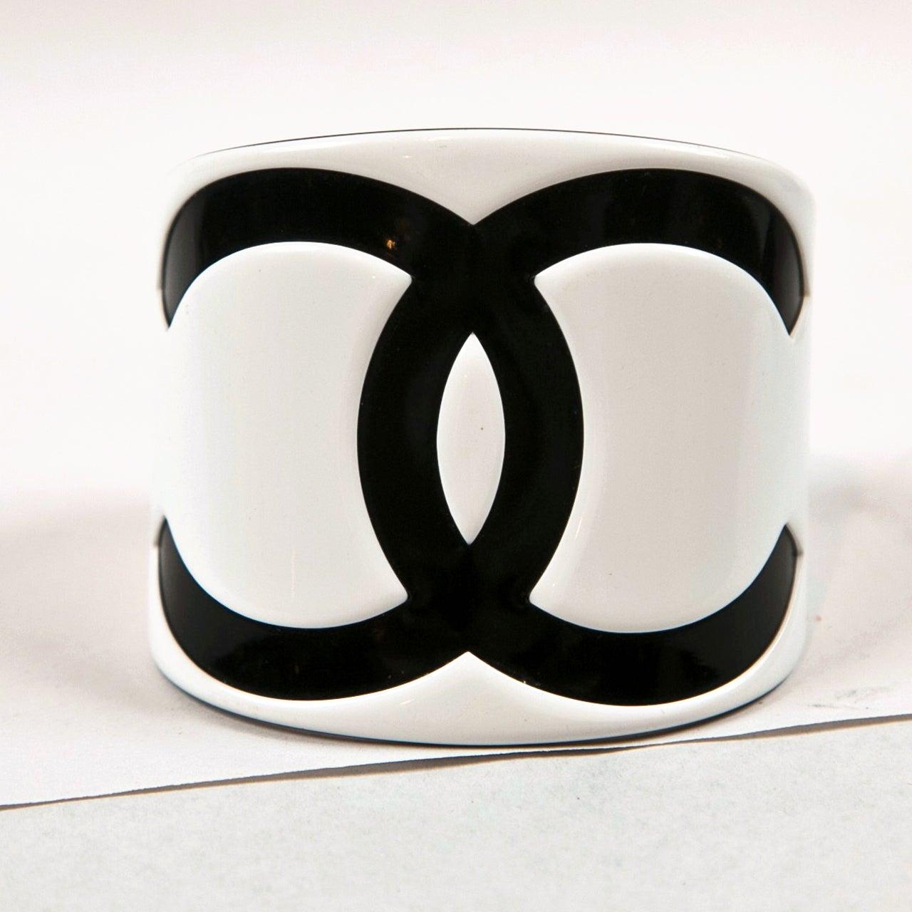 Chanel Resin Cuff image 6