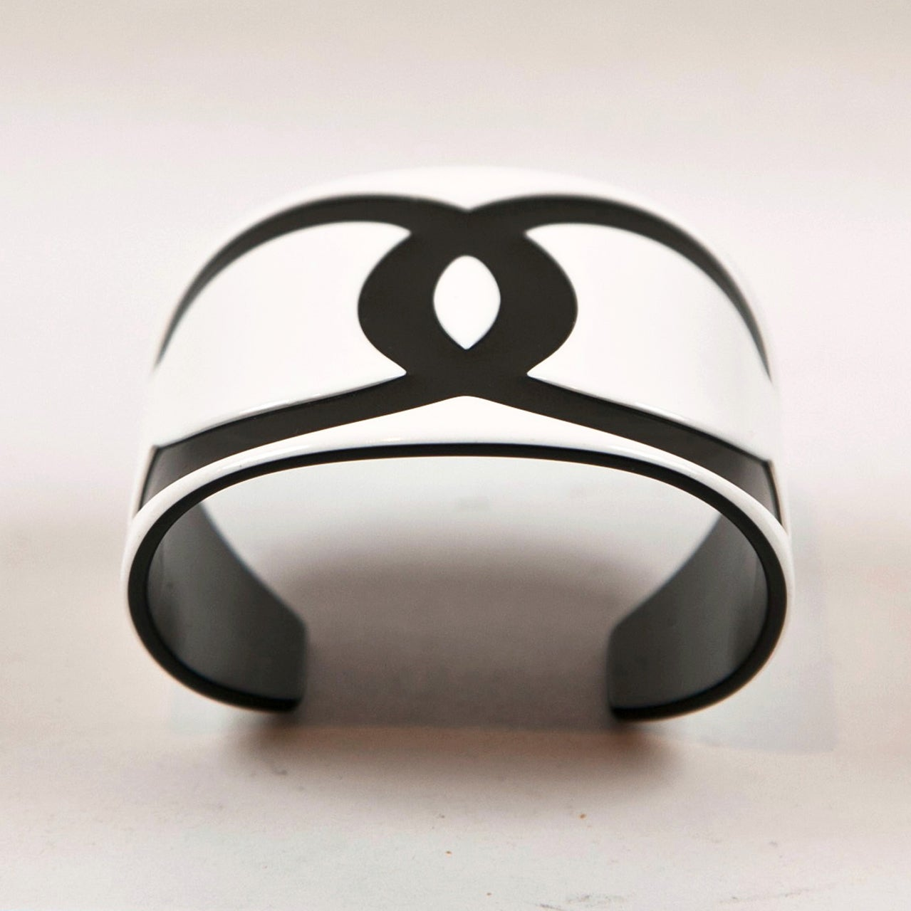Chanel Resin Cuff image 4