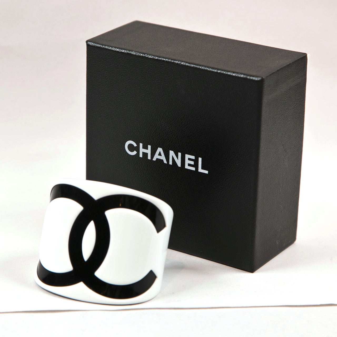 Chanel Resin Cuff image 2