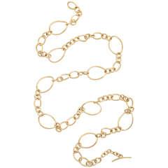 Faraone Mennella Stella Gold Necklace