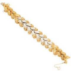 BALOGH Gold And Diamond Bracelet