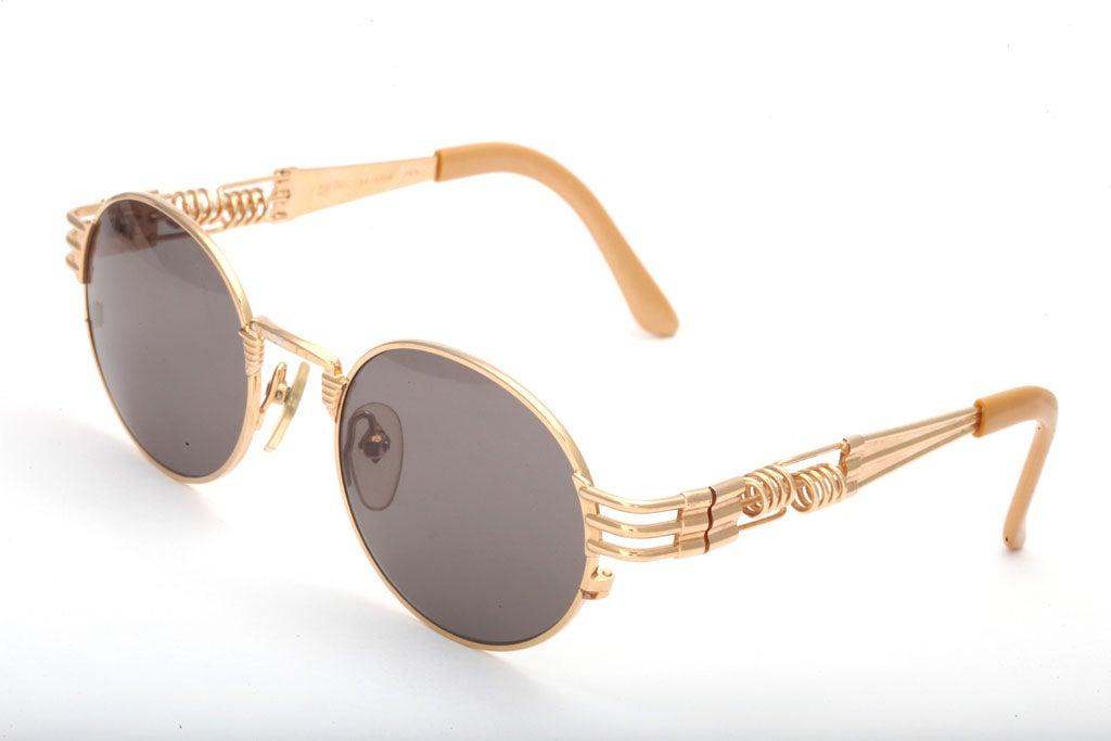 Classic Jean Paul Gaultier shades.