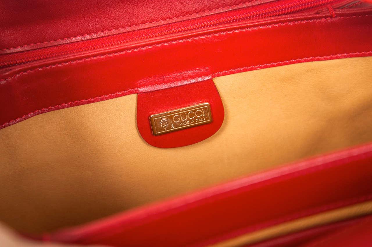 Classic Gucci Handbag 7