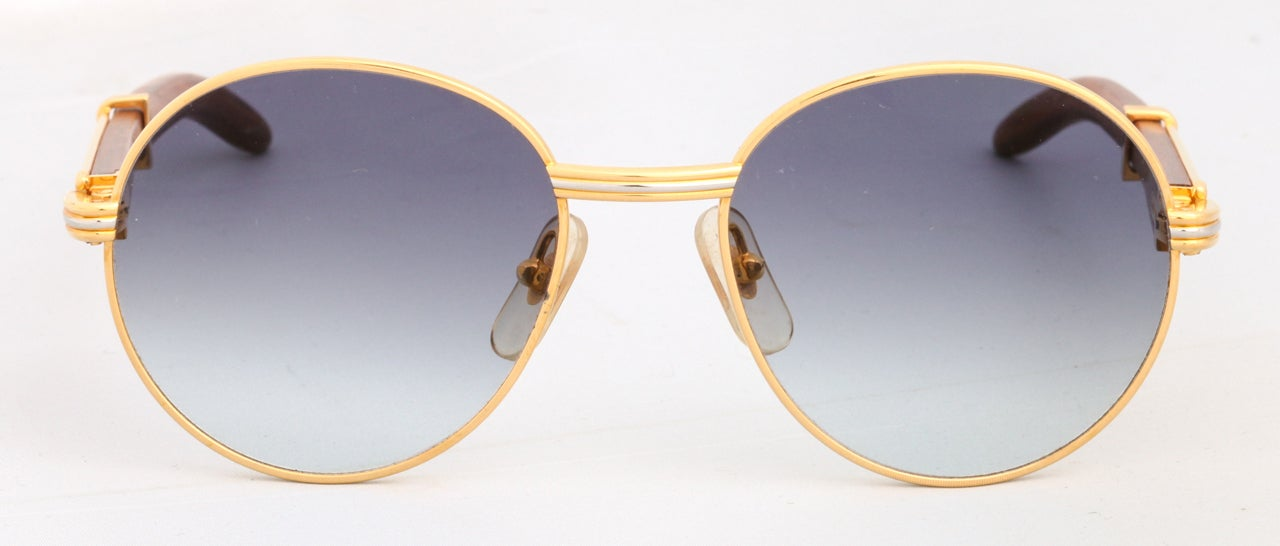 Cartier Bagatelle Palisander Sunglasses 2