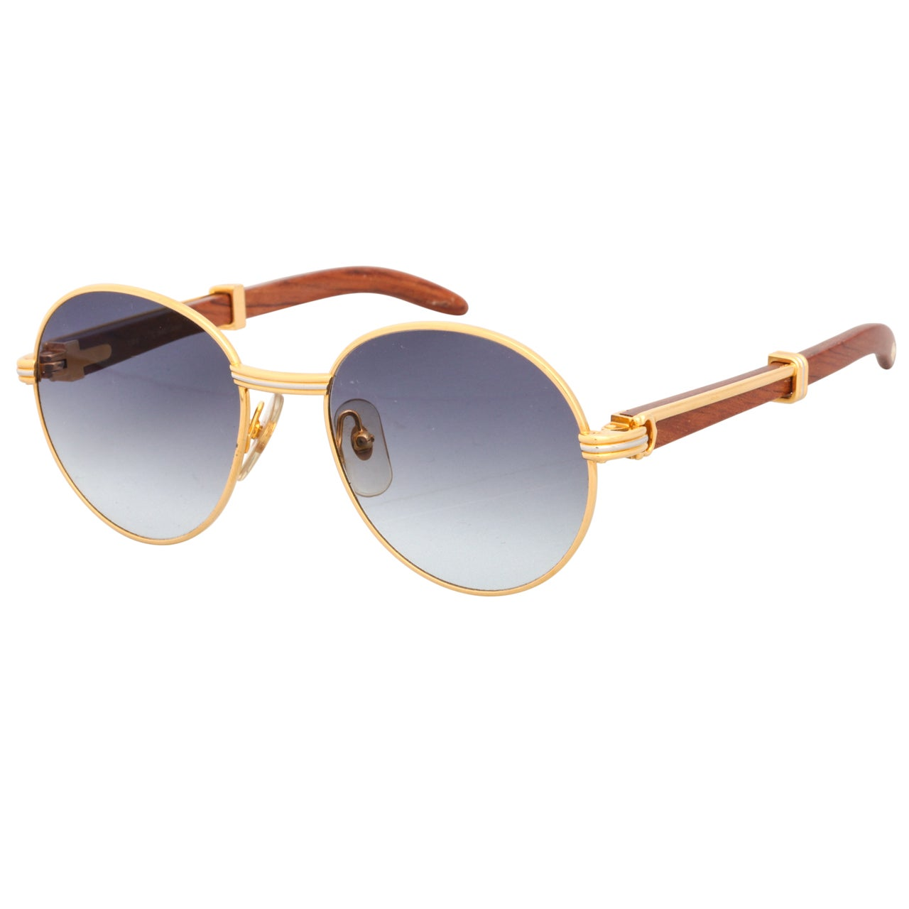 Cartier Bagatelle Palisander Sunglasses 1