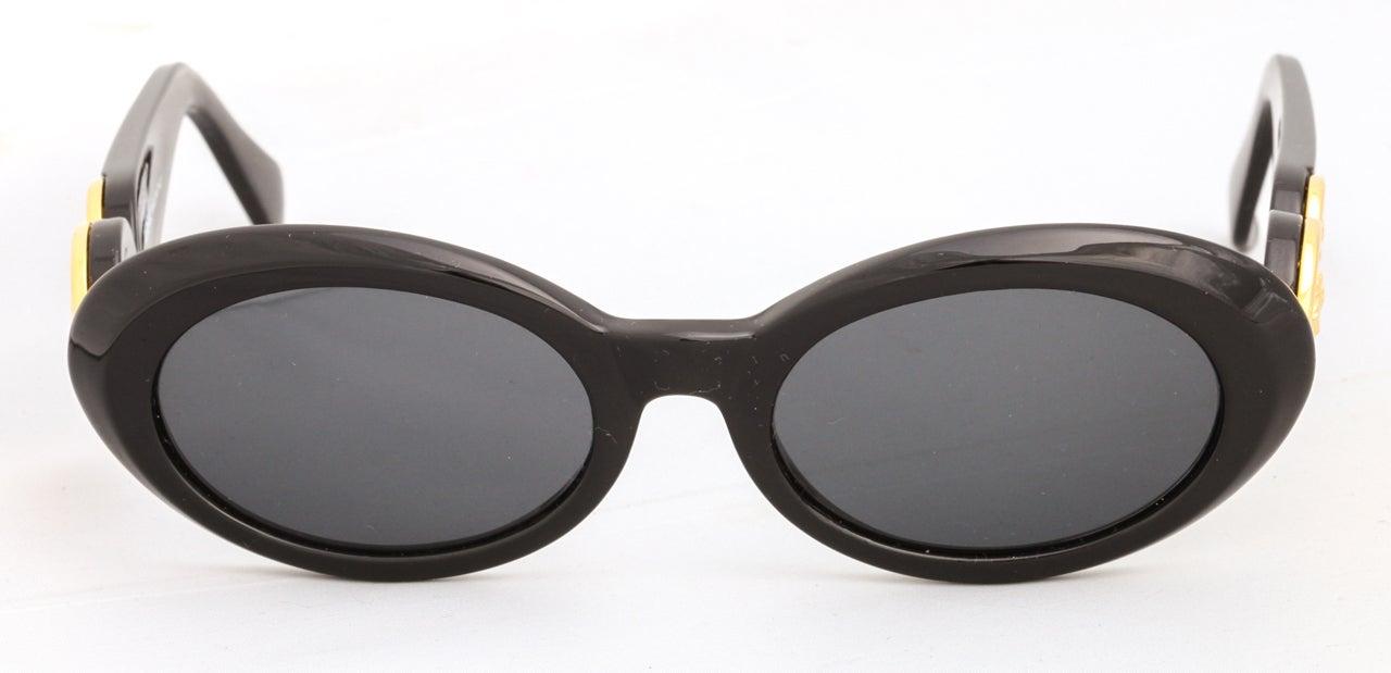 Gianni Versace Medusa Sunglasses Mod 527 Col 852 2