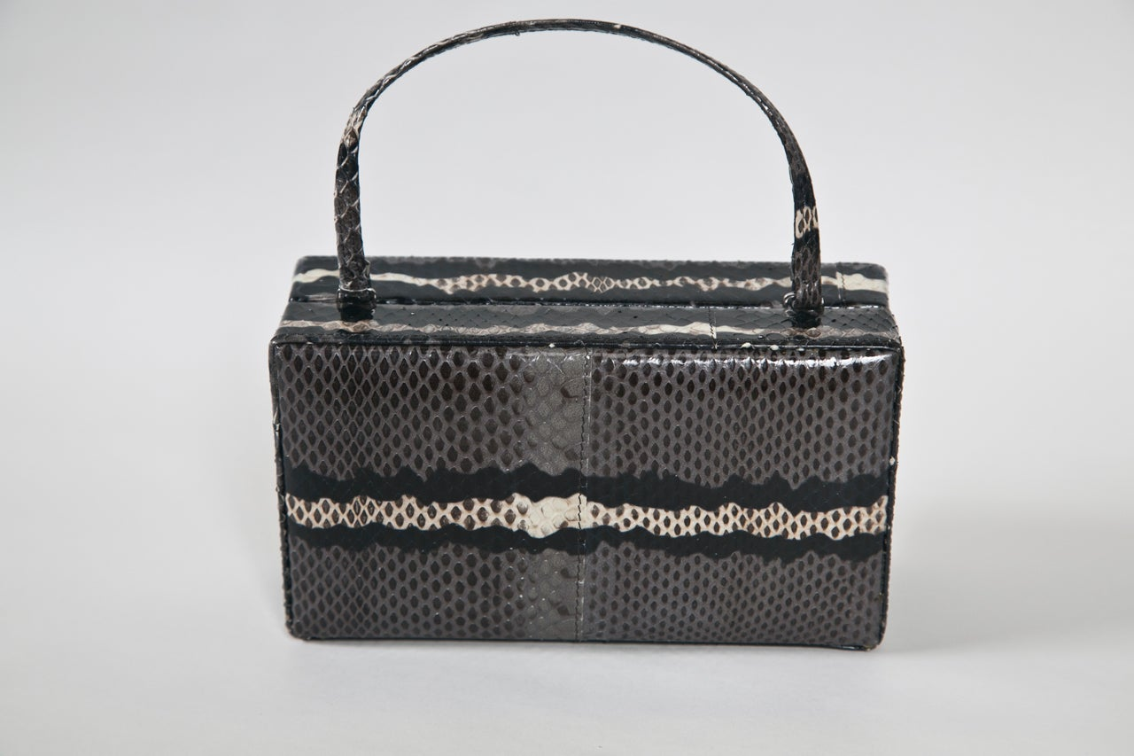 calvin klein skin colorblock handbag For Sale 2