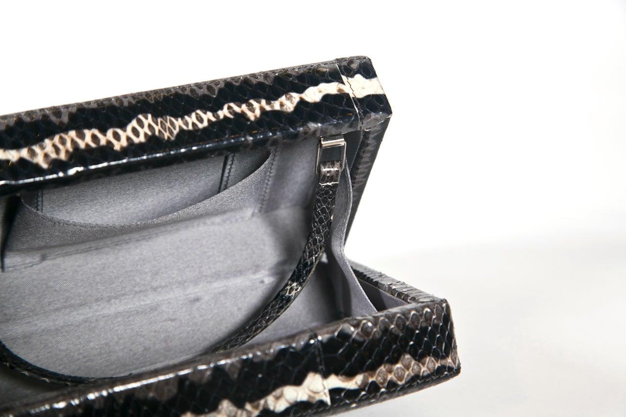 calvin klein skin colorblock handbag For Sale 1
