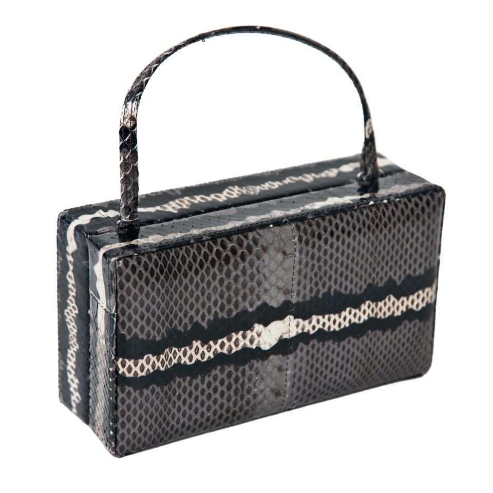 calvin klein skin colorblock handbag For Sale