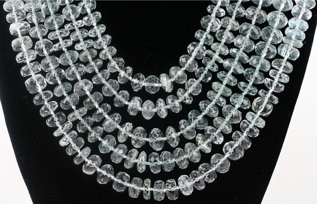Women's Iradj Moini Stunning Aquamarine Necklace For Sale