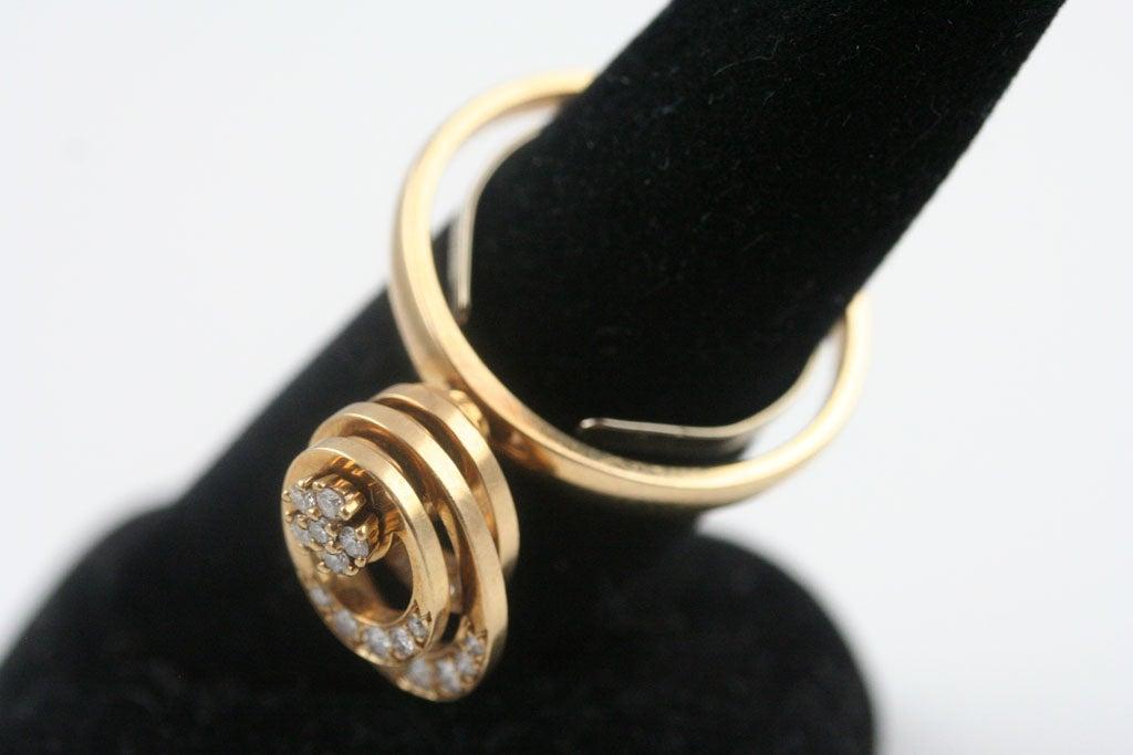Origin Of Spinner Rings