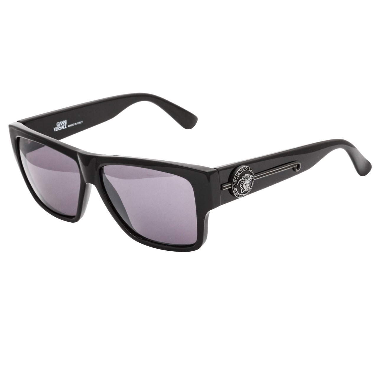 Versace Sunglasses Purple  gianni versace sunglasses mod 372 n for at 1stdibs