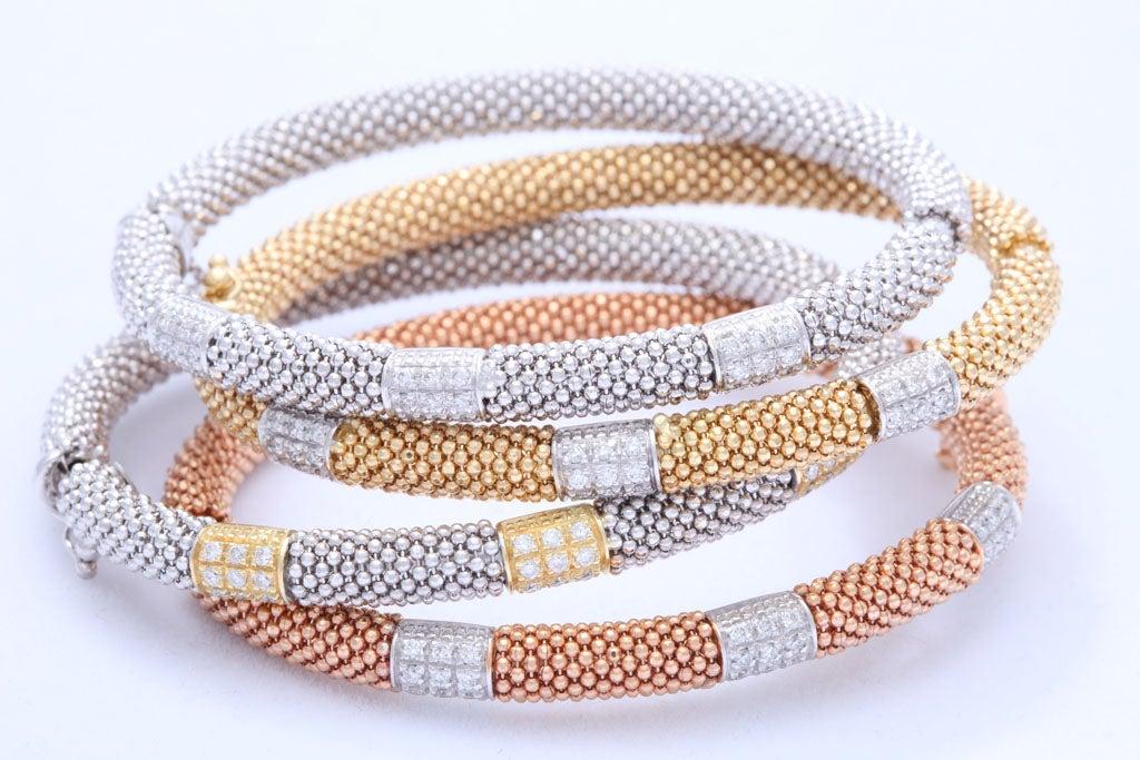 31323bc4c77c0 Tricolor Bracelets