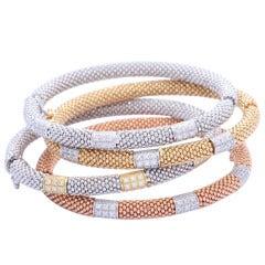 Tricolor Bracelets