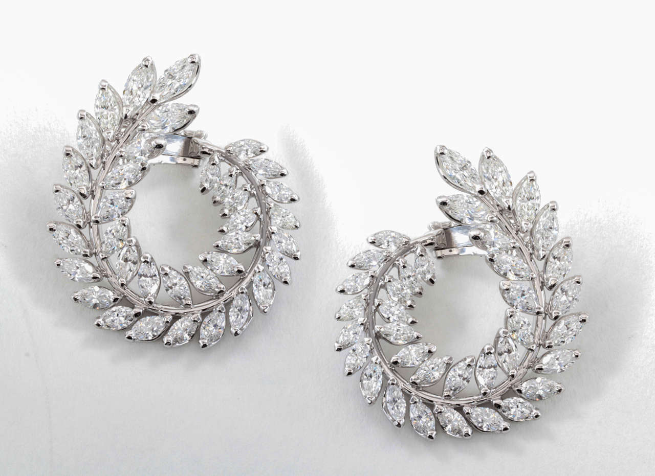 Made Identical To The Pairs Of Fabulous Earrings Worn On Red Carpet Today These