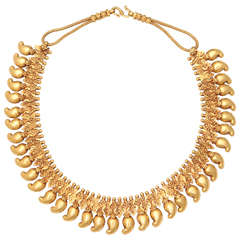 Sumptuous Indian Tribal Necklace