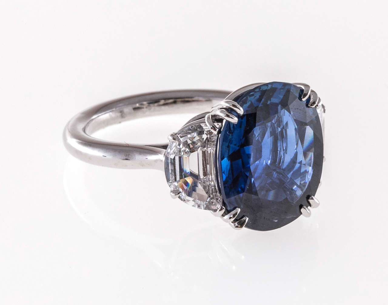 sapphire rings engagement on product with diamond white in original and gold ring blue