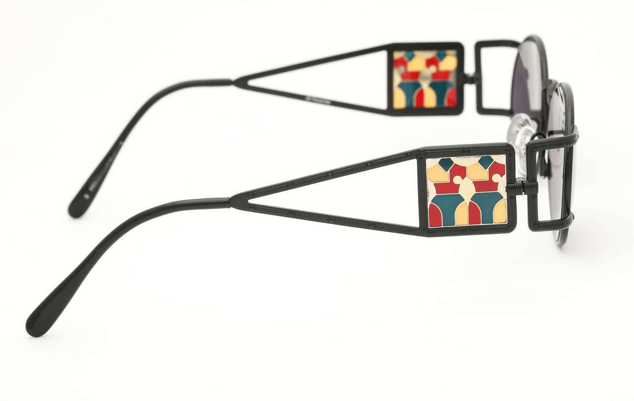 Jean Paul Gaultier Vintage Sunglasses 56-4672 For Sale 1