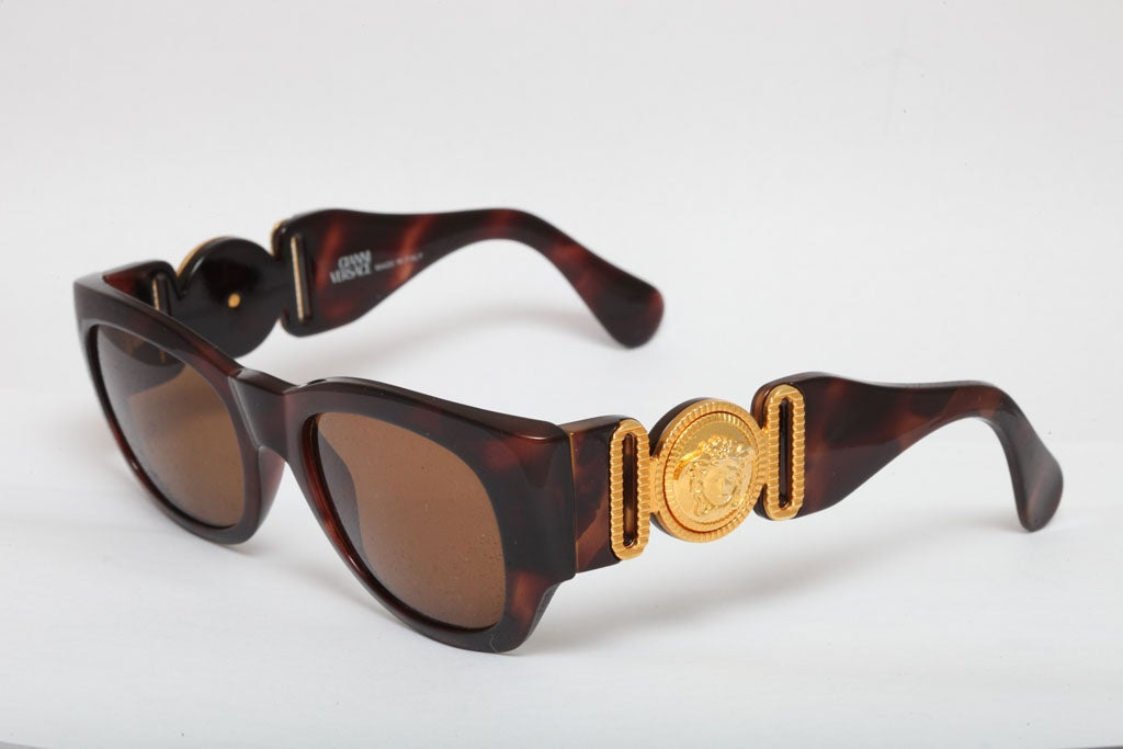 Versace Sunglasses Prices  vintage gianni versace sunglasses 47 for at 1stdibs