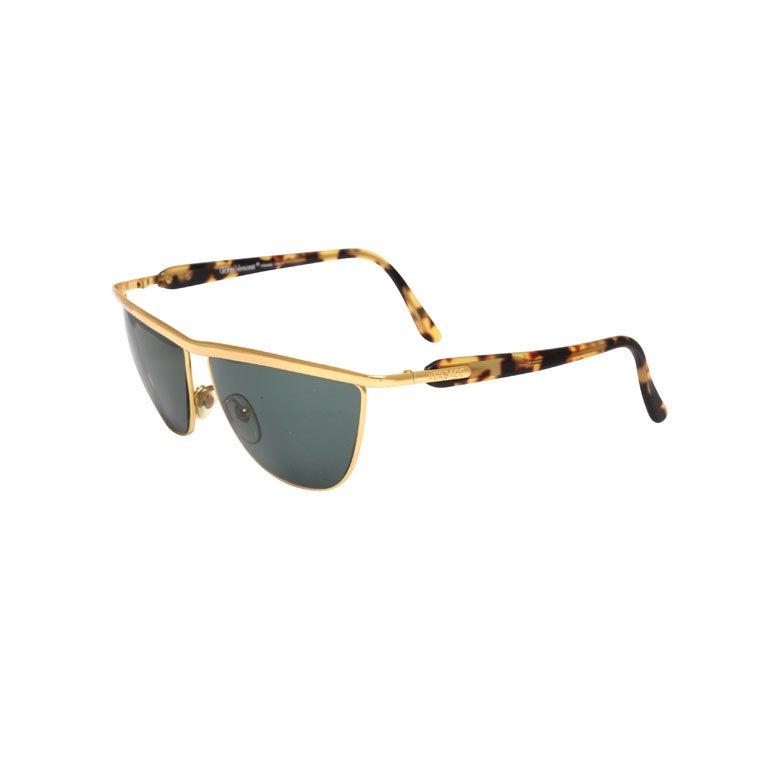 4e1c828c65 Gianni Versace Sunglasses Mod S81 at 1stdibs