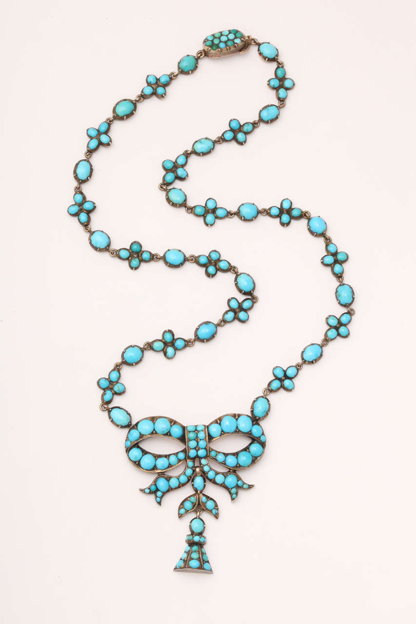 The Intimate Victorian Turquoise Necklace 2