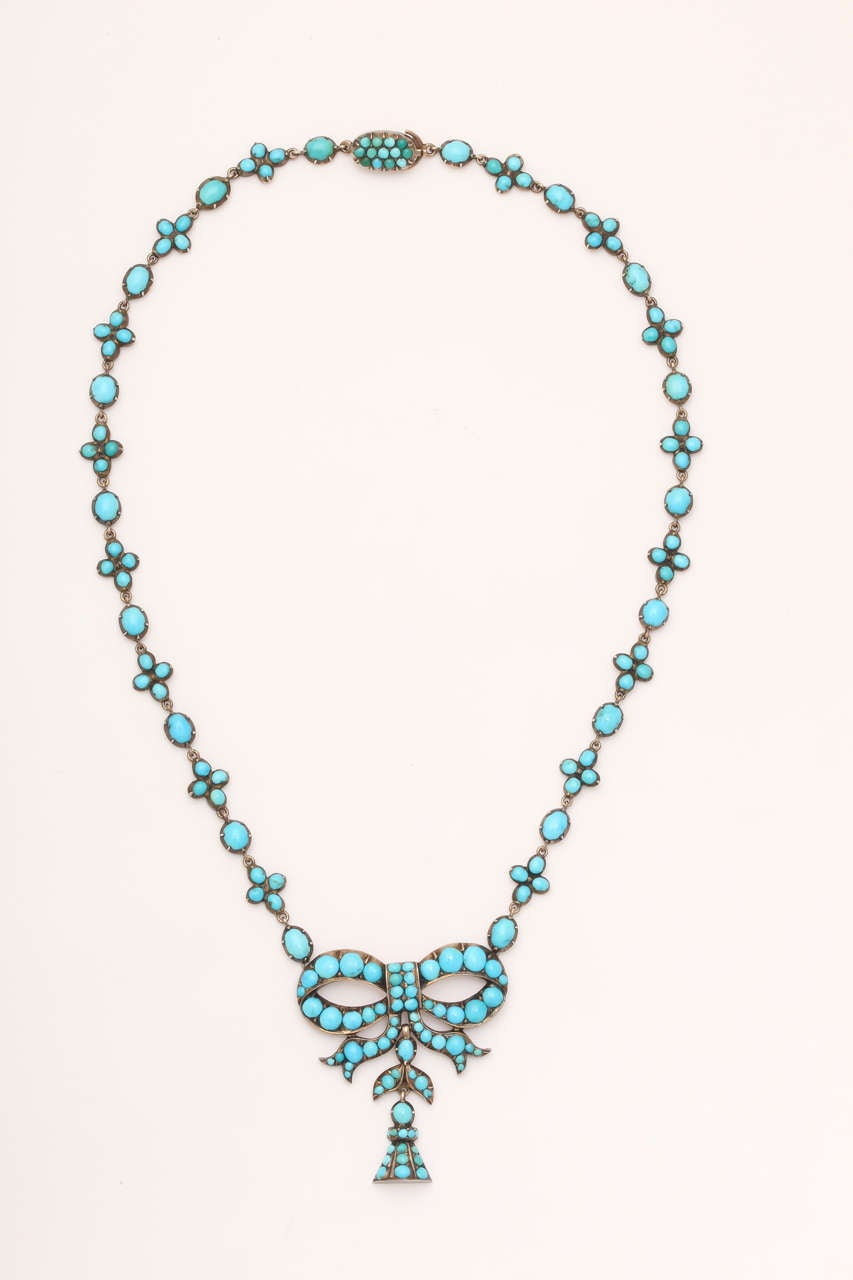 The Intimate Victorian Turquoise Necklace 3