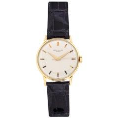 Patek Philippe Yellow Gold Calatrava Wristwatch Ref 3411