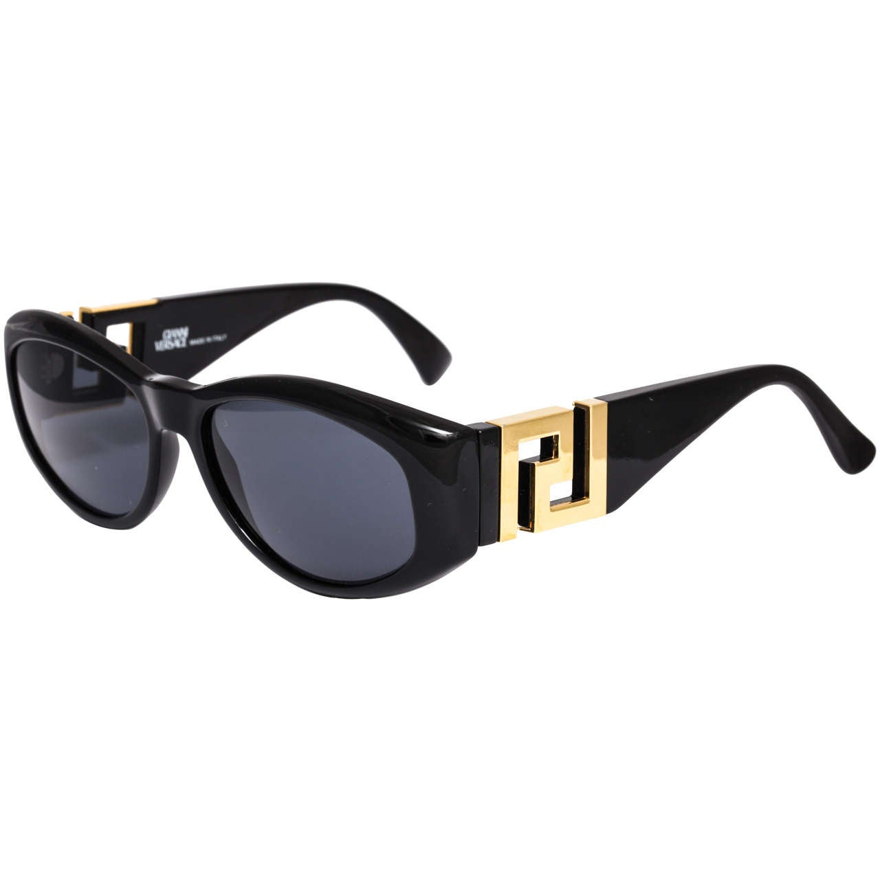 fabcf660766 Vintage Gianni Versace Sunglasses Mod T24 Col 852 For Sale at 1stdibs