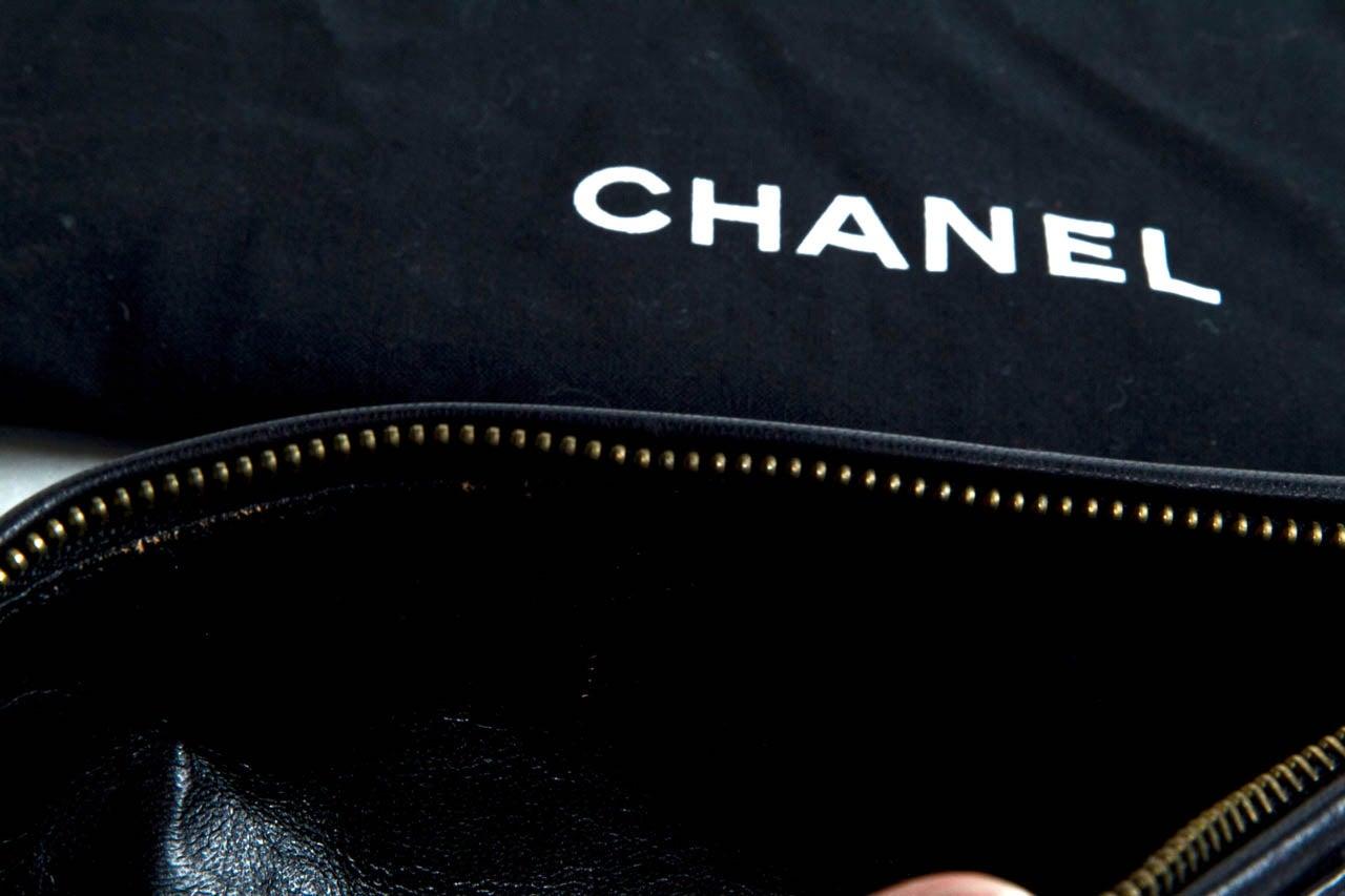 Chanel Cylinder Clutch 7