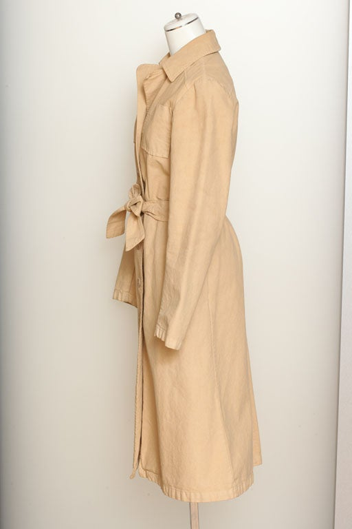 Veru Chic Marni Spring Trench Coat 3