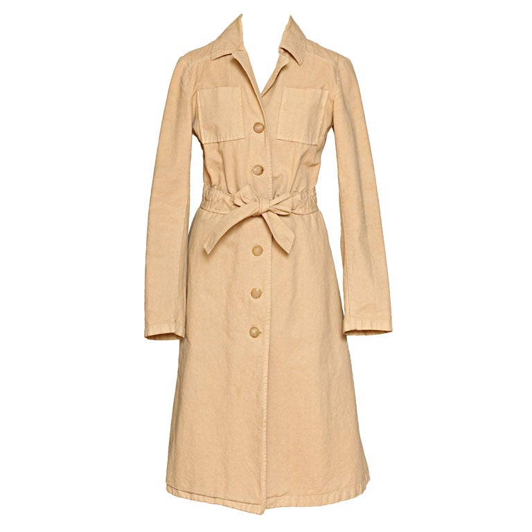 Veru Chic Marni Spring Trench Coat 1