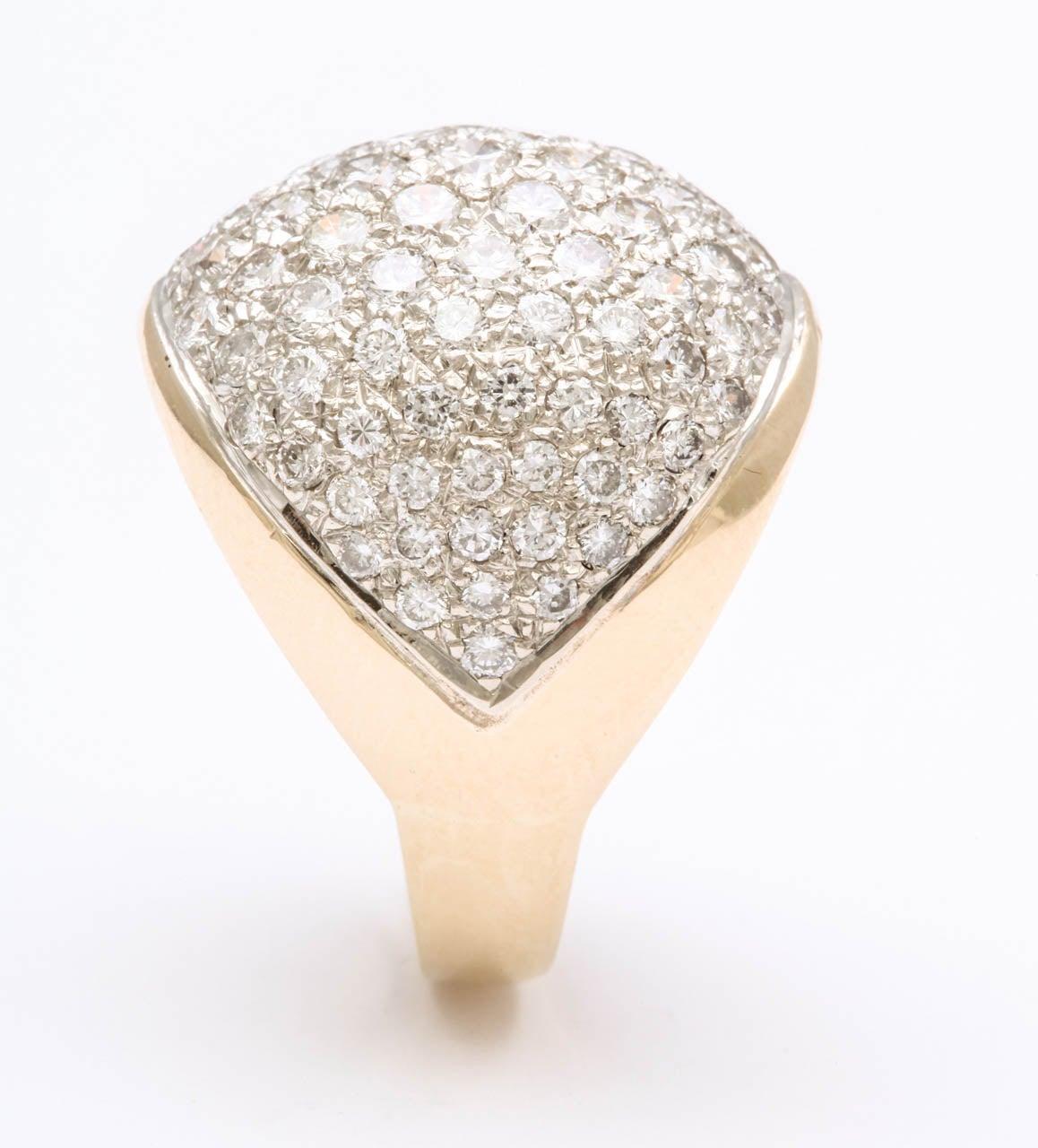 Powerhouse Diamond Ring 8