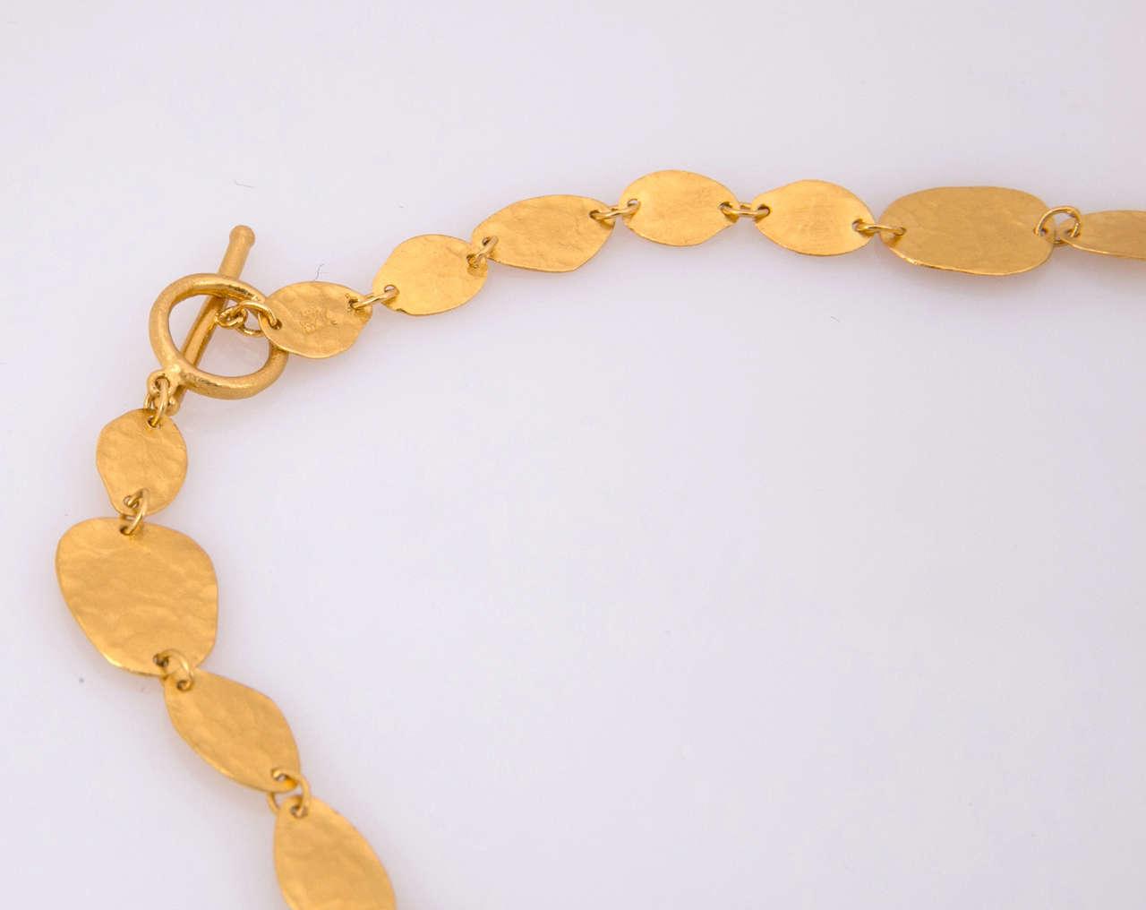 Yossi Harari Gold Necklace 3