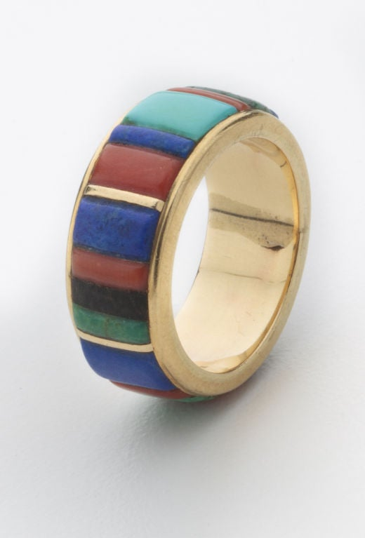 charles loloma jewelry charles loloma gold and gem ring 1960s at 1stdibs 3227