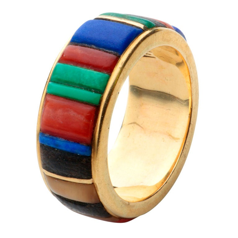charles loloma jewelry charles loloma gold and gem ring 1960s at 1stdibs 3354