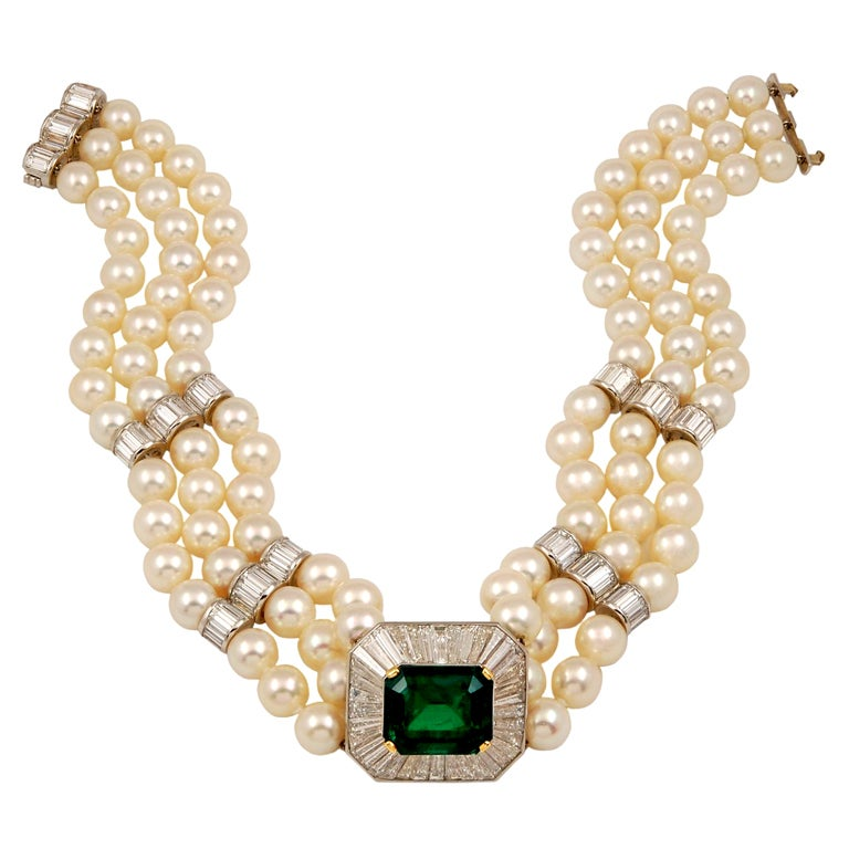 White Pearl Fashion Jewelry