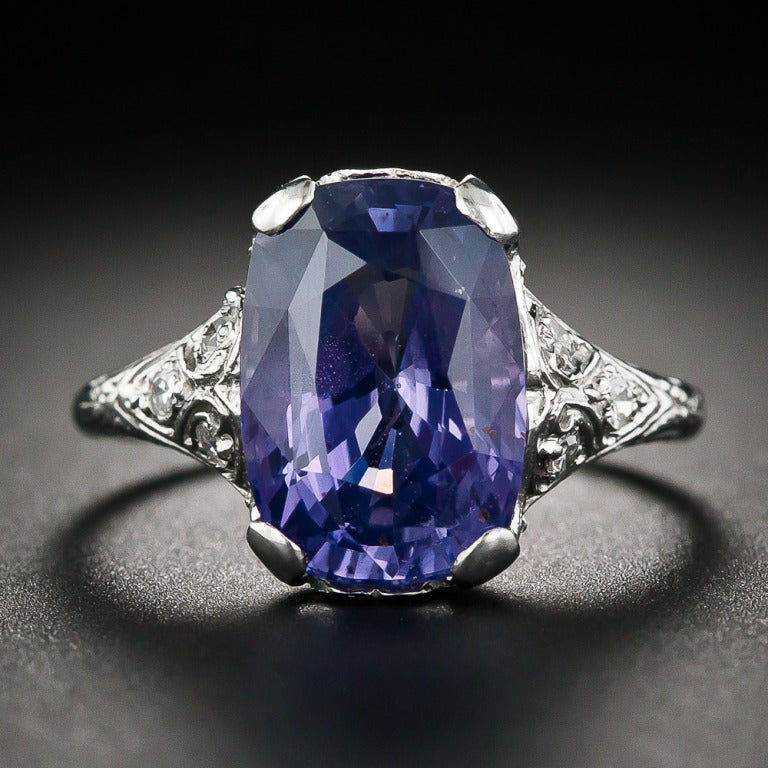 Natural Unheated Violet Sapphire Ring At 1stdibs. Heartbeat Engagement Rings. Loom Band Rings. Zelda Rings. Affordable Gold Engagement Rings. $20000 Engagement Rings. Sister Rings. Split Band Engagement Rings. Custom Engagement Rings