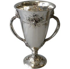 Dominick & Haff Sterling Trophy Cup