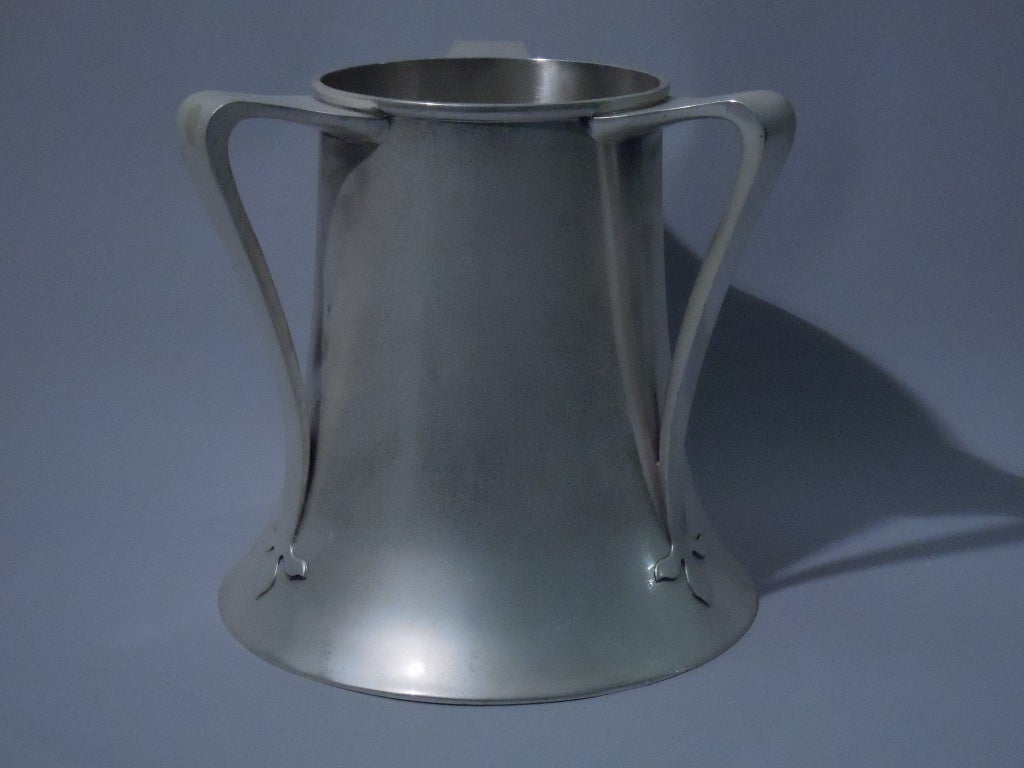 Trophy Cup Large With 3 Handles American Sterling