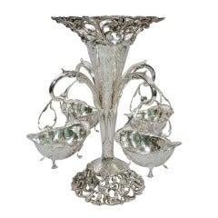 Bailey, Banks & Biddle Vase Epergne - Philadelphia - American Sterling Silver